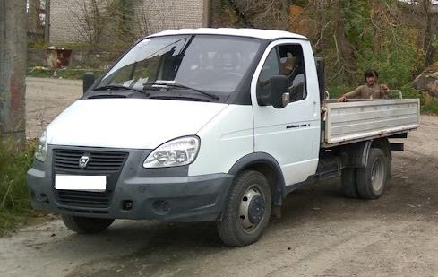 Открытый  грузовик (3 тонны, 5 тонн)