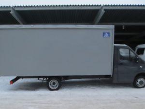 Газель 5 метров фургон